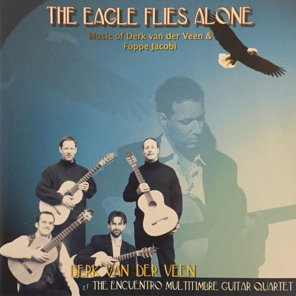 The-Eagle-flies-alone